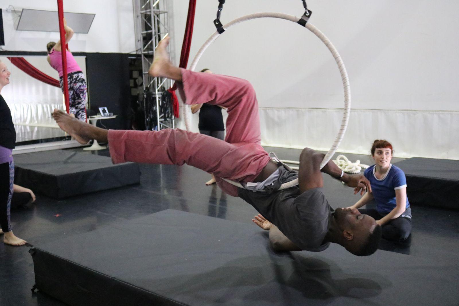 Adult Aerial Circus