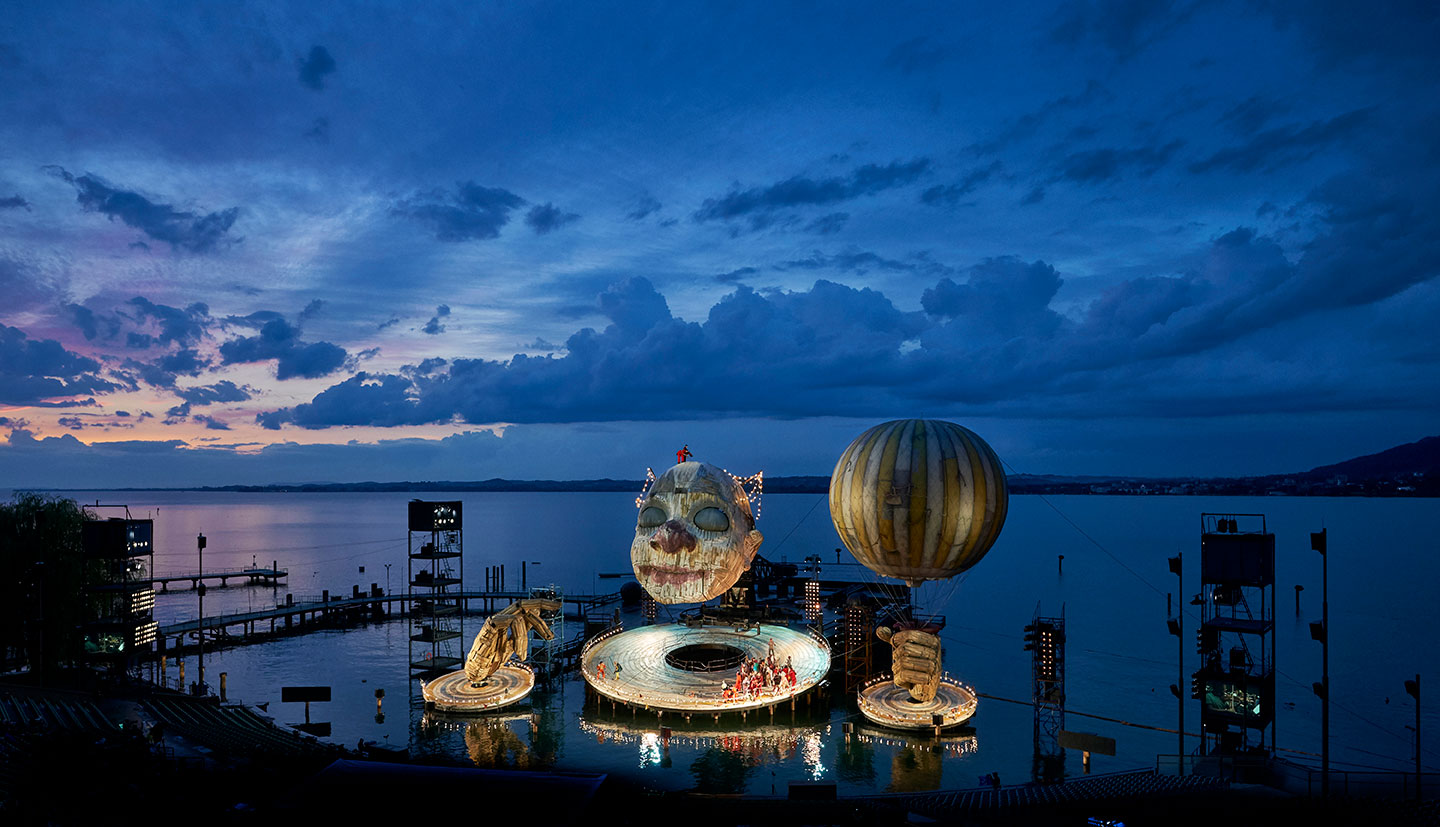 Come work with us in Bregenz this summer!